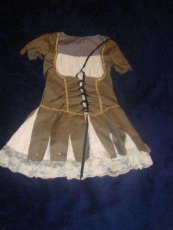 strój karnawałowy sukienka rozm 34