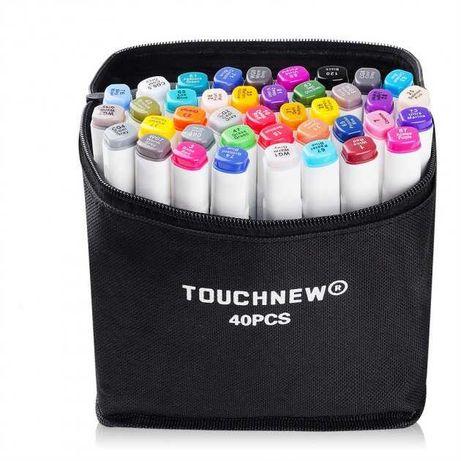 Оригинал TouchNew (Touchfive) набор 40 шт маркеров 6 го поколения