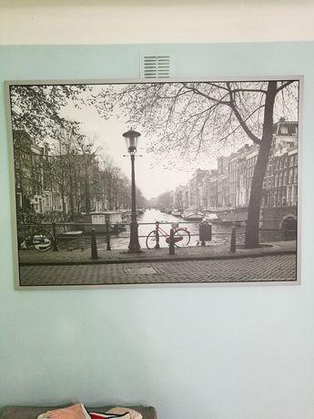 Duży Obraz Amsterdam
