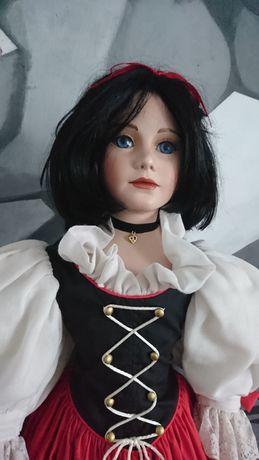 Lalka porcelanowa 80cm Thelma Risch