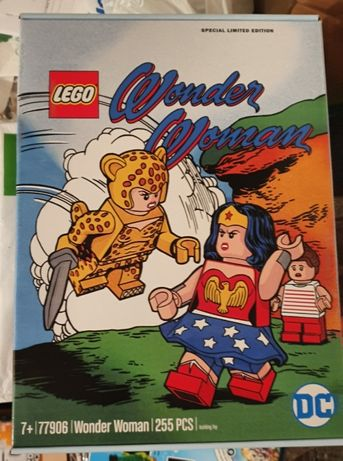 LEGO DC Super Hero Wonder Woman 77906
