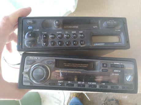 Rádios em bom estado
