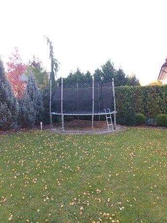 Sprzedam trampolinę ogrodową