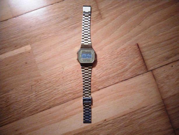 CASIO Relógio Original Alarm Chrono A168 (Algo Usado, Watch)