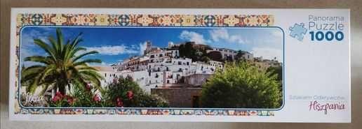 ZESTAW 2 × Puzzle 1000 Trefl Panorama Szlakiem Odkrywców