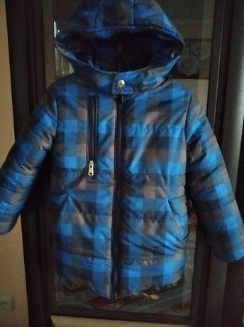 Куртка зимова 110р .