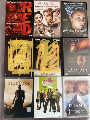 Filmy Dvd rozne tutuly