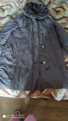 Продам срочно пальто зимнее