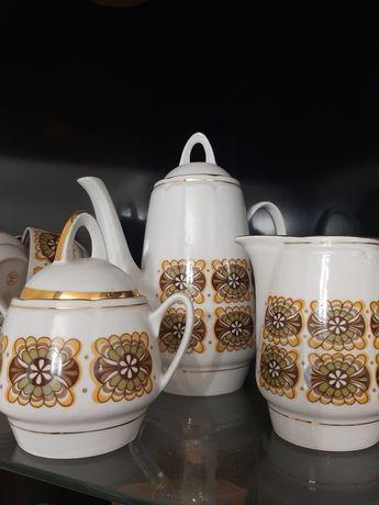Продам новый чайно-кофейный сервиз