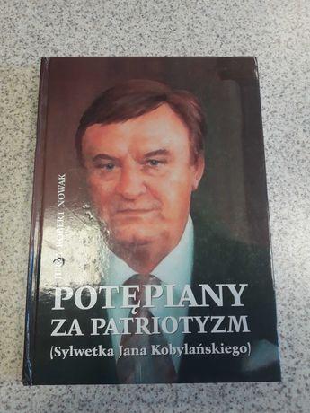 Ksiazka Jerzy Robert Nowak  Potepiany za Patriotyzm