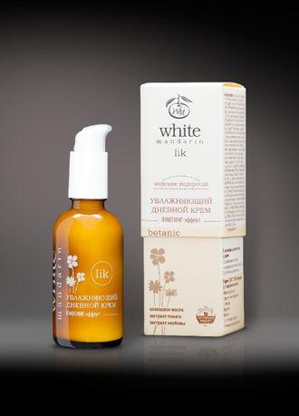 Увлажняющий дневной крем «Лифтинг-эффект» TM White Mandarin