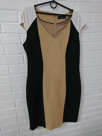 Летнее катоновое платье р 46-48