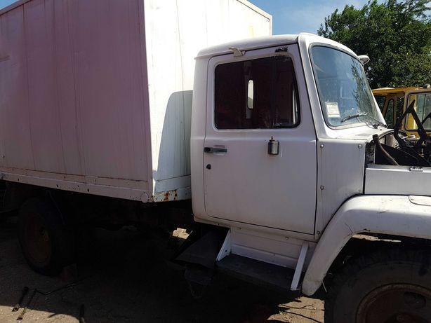 Автомобиль ГАЗ 3309 разукомплектован.