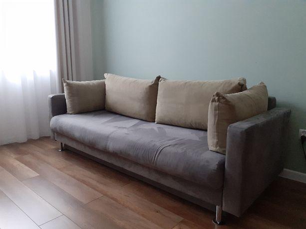 Sofa 3 osobowa rozkładana.