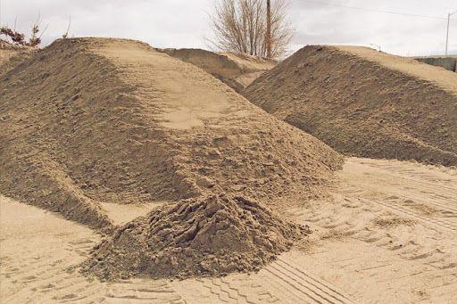 Песок 200грн.т(опт) щебень отсев гран шлак глина чернозем грунт
