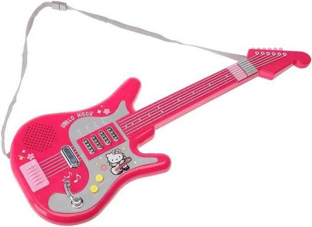 Гитара с звуковыми эффектами Смоби