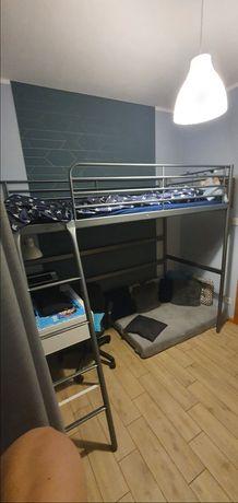 Łóżko Ikea Svarta piętrowe