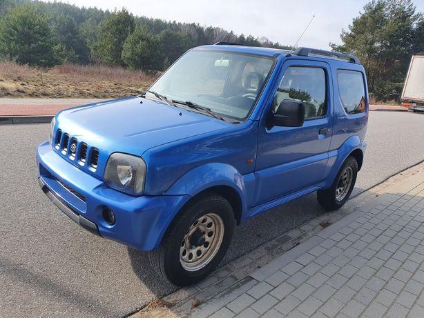 Suzuki jimny 1.3 benzyna 2002 rok