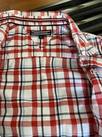 Camisa tommy Hilfiger 4 anos
