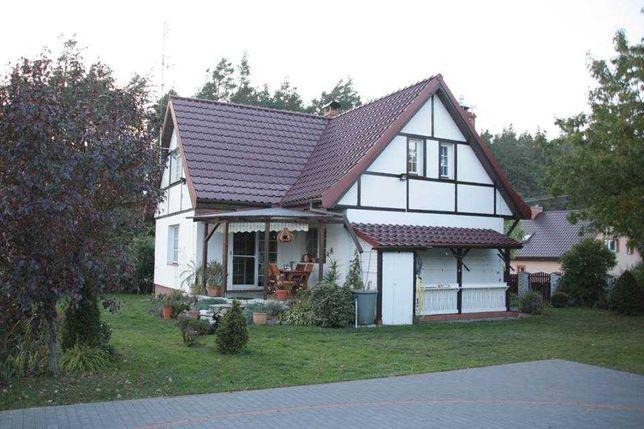 dom wolnostojący na Mazurach tuż przy lesie - wynajem długoterminowy