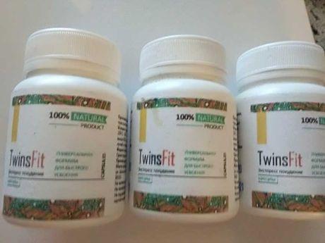 Twins Fit  таблетки для похудения 10 шт. биодобавка