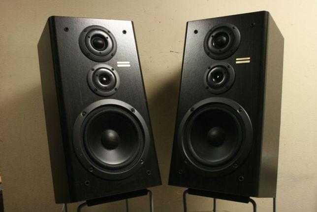 Top! Mega Unikaty! Mocne Kolumny PIONEER S-J500 150W /Połysk /Wysyłka!
