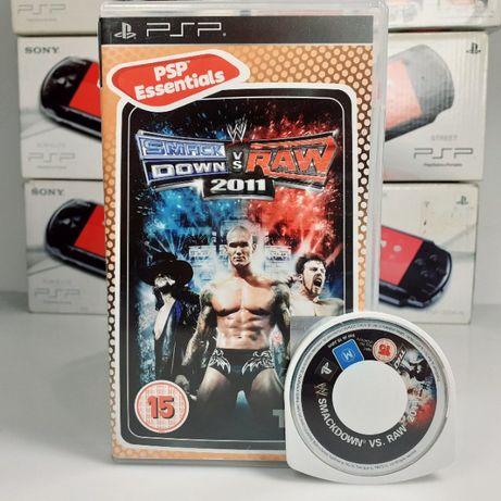 SmackDown vs Raw 2011 wrestling SONY PSP #88