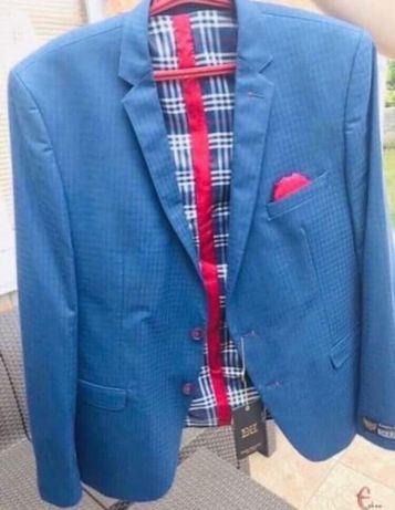 Продам, новий чоловічий костюм-розмір 56/6, на ріст 175