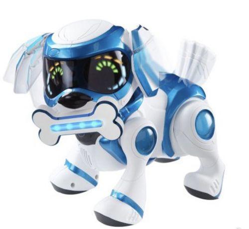 Собака робот teksta dog