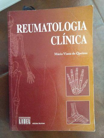 Reumatologia Clínica de Mário Viana de Queiroz