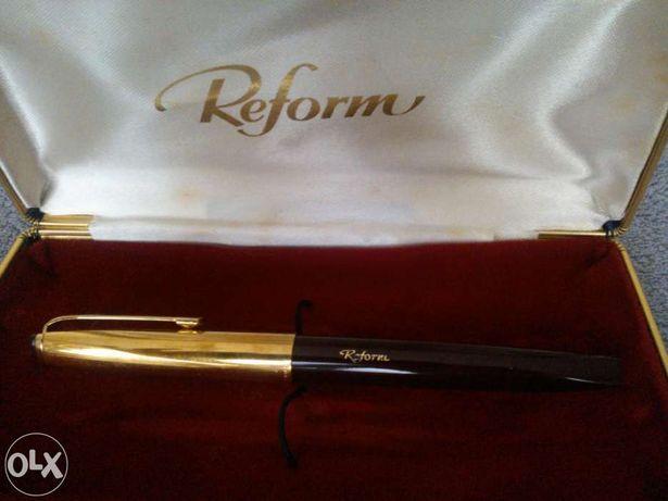 Caneta reform banho ouro