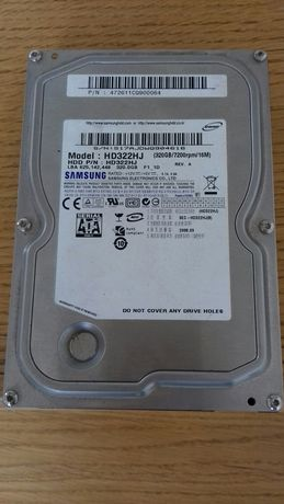 "Жесткий диск 320 Гб ""Samsung"""