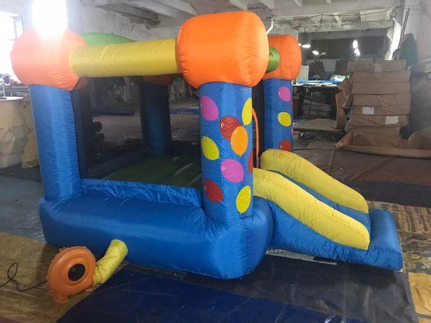Батут детский Happy Hop игровой центр надувной и другие игрушки спорт