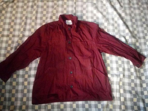 Bluzy robocze PRL