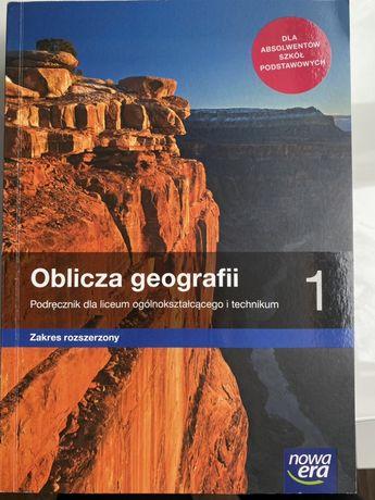 """Podręcznik """"Oblicza geografii"""""""