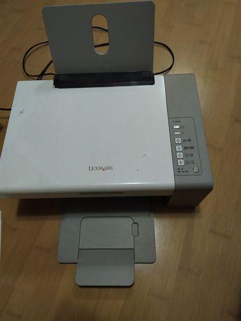 Принтер Lexmark.
