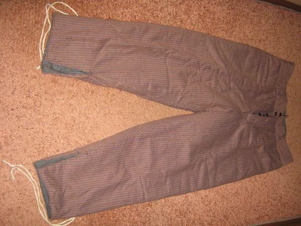 продам мужские рабочие брюки на ватине