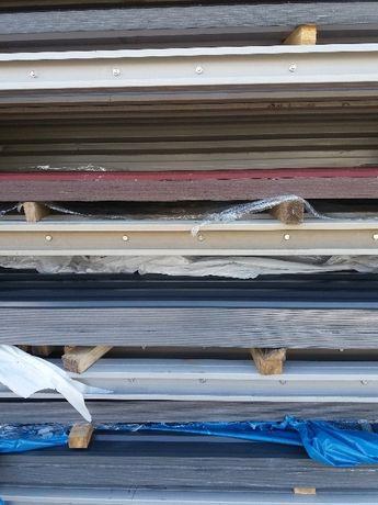 blacha trapezowa blachy trapezowe kolor grafit połysk mat 16,7zł
