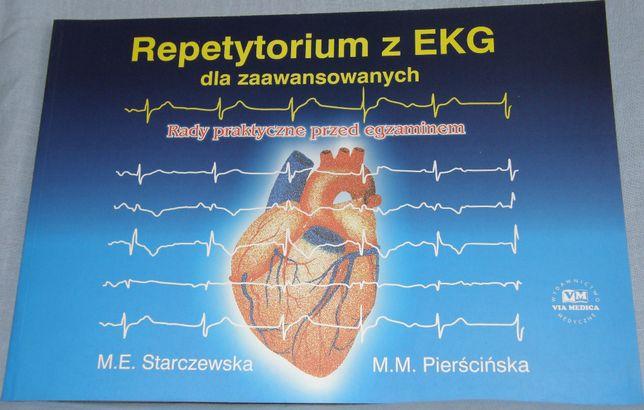 Repetytorium z Ekg dla zaawansowanych cz. I i II