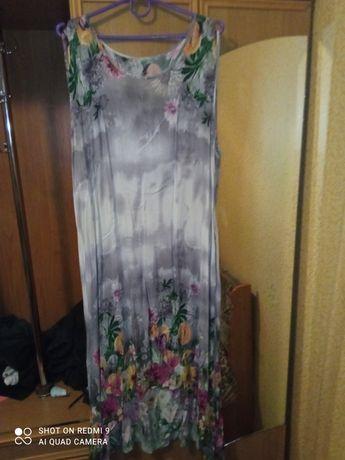 Срочно отдам женское платье за шоколад, размер универсальный