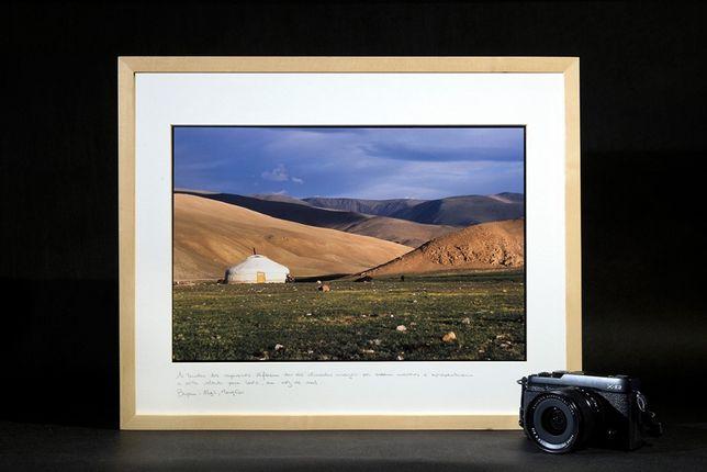 Impressões fotográficas - Mongólia