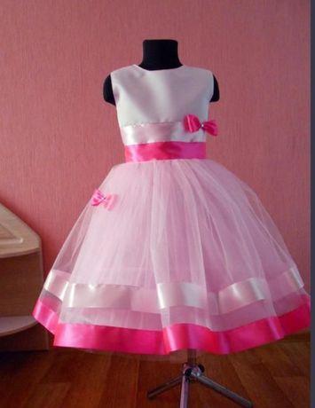 Нарядне плаття на дівчинку, сукня, платье на девочку