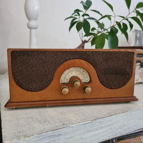 Radio w stylu retro Vintage