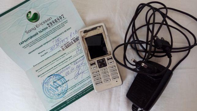 Телефон Sony Ericsson t250i ясиноватая
