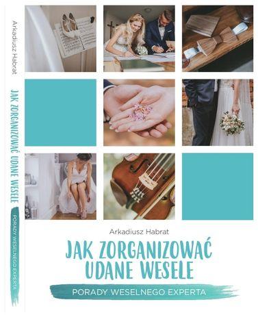 Książka - jak zorganizować udane wesele