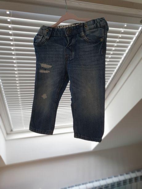 Spodnie chłopięce H&M 80