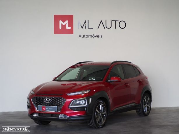 Hyundai Kauai 1.0 T-GDi Premium Tec.Preto