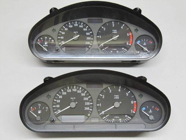 Приборная панель БМВ е36 бензин М40 М43 М50 дизель