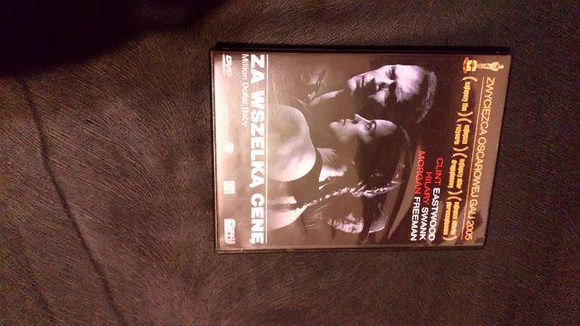 Film DVD - Za wszelka cenę - reż. Clint Eastwood, stan BDB