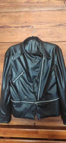 Жіноча шкіряна куртка (косуха)